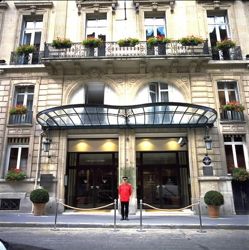 Stylish stay in paris la maison champs lys es paris france house am - Maison champs elysees hotel paris ...