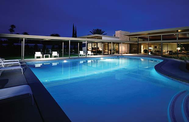 Frank Sinatra's House / Palm Springs / USA | House & Hotel Magazine