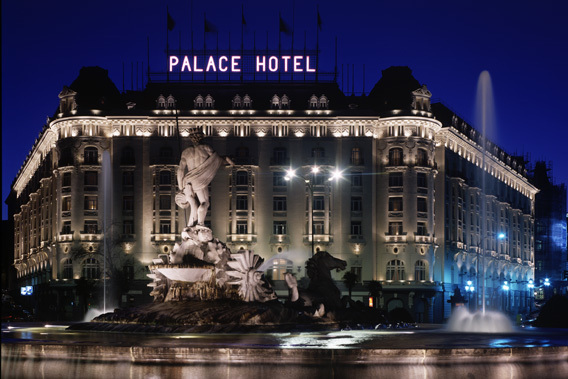 Luxury Stay In Madrid The Westin Palace Spain House