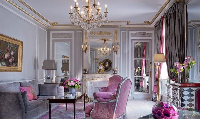 Mon Amour Hotel Plaza Ath N E Paris France House