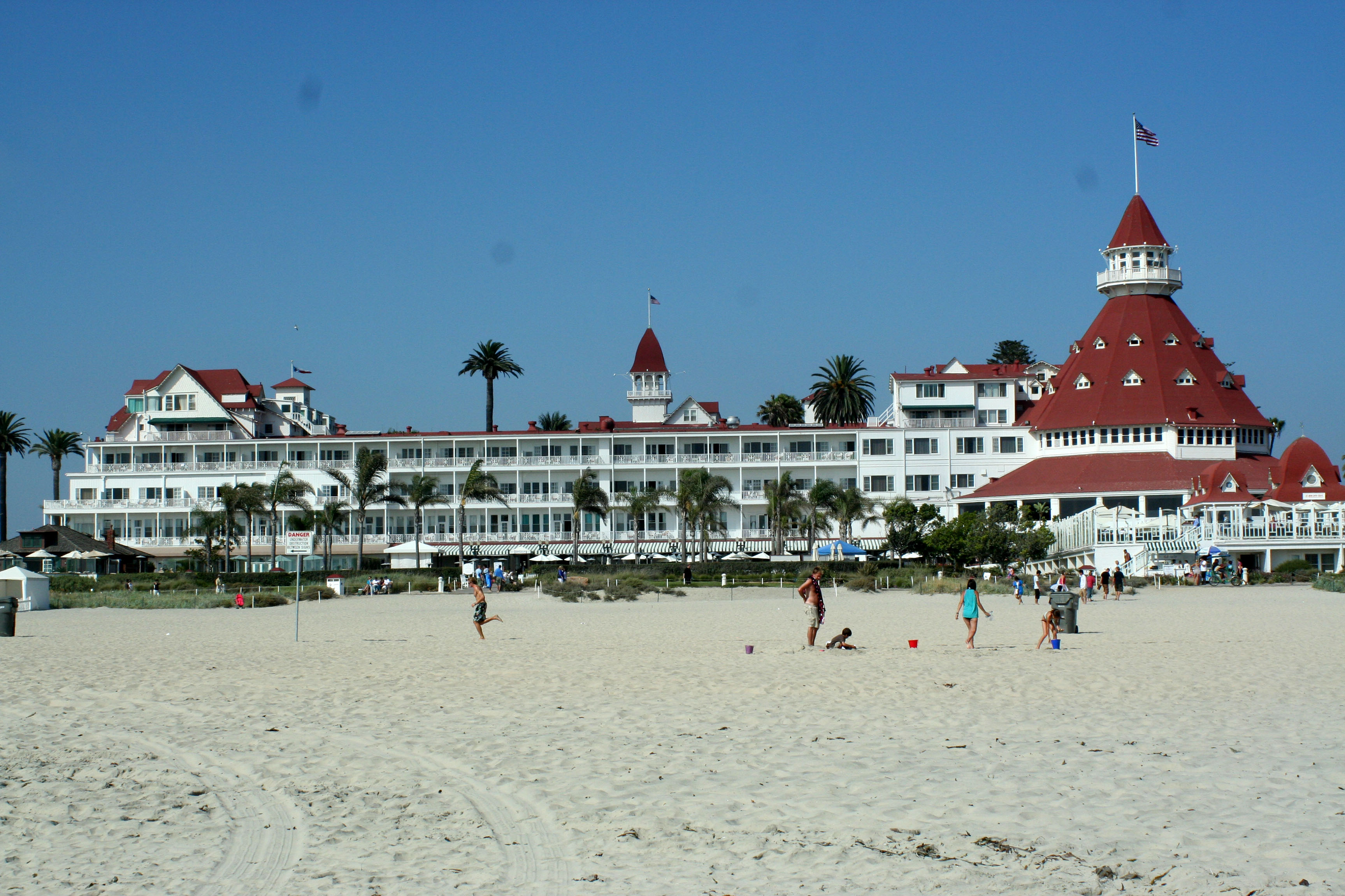 Some Like It Hot Hotel Del Coronado San Go Usa House