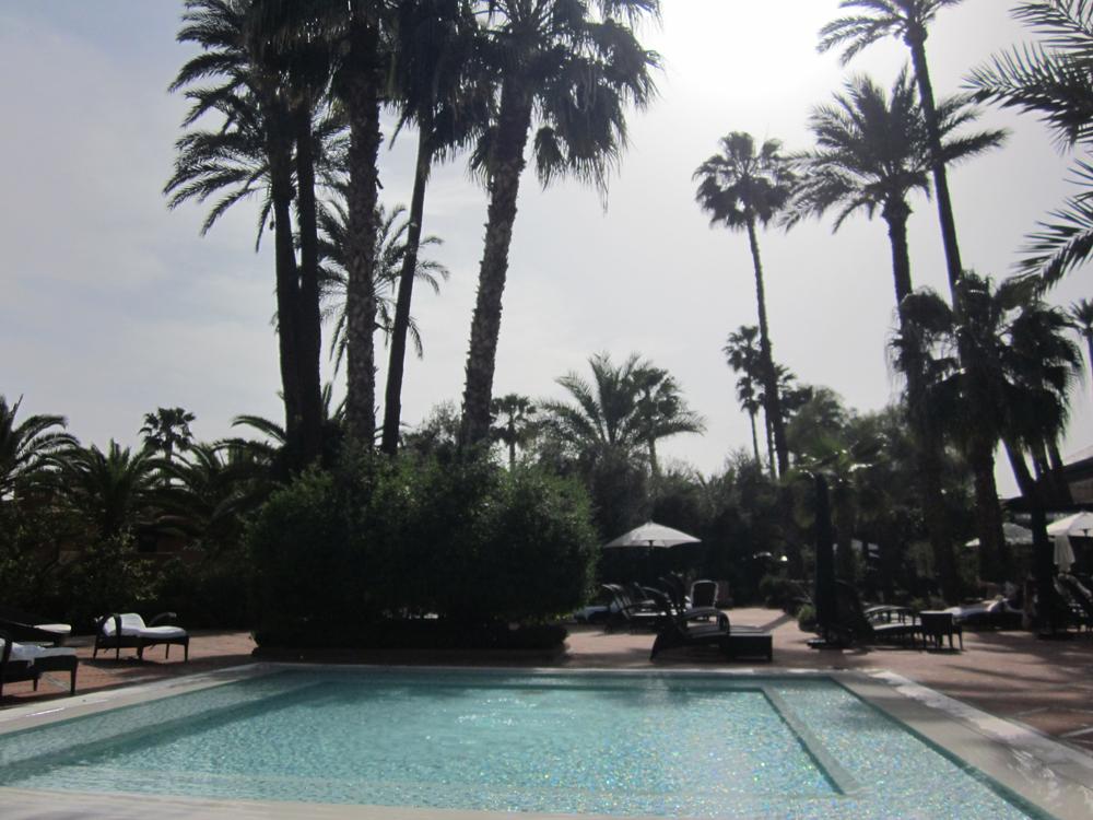 Pool LaMamounia