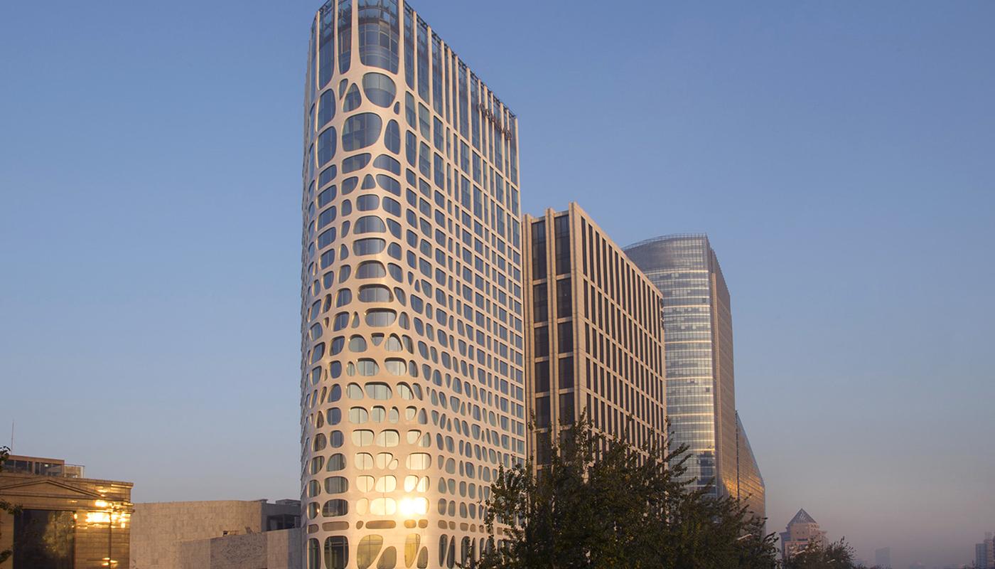 Ni Hao Conrad Hilton Hotel Beijing China House Amp Hotel