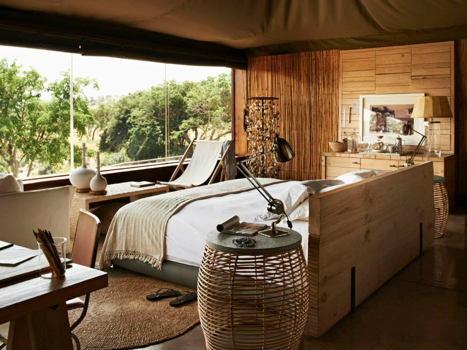 Singita Faru Faru Lodge.