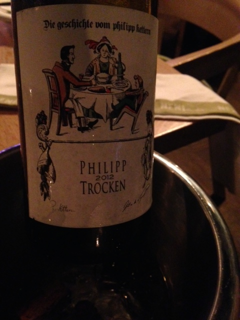 Riesling Philipp 2012