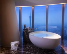 Experience luxury in the clouds  – Four Seasons – Guangzhou