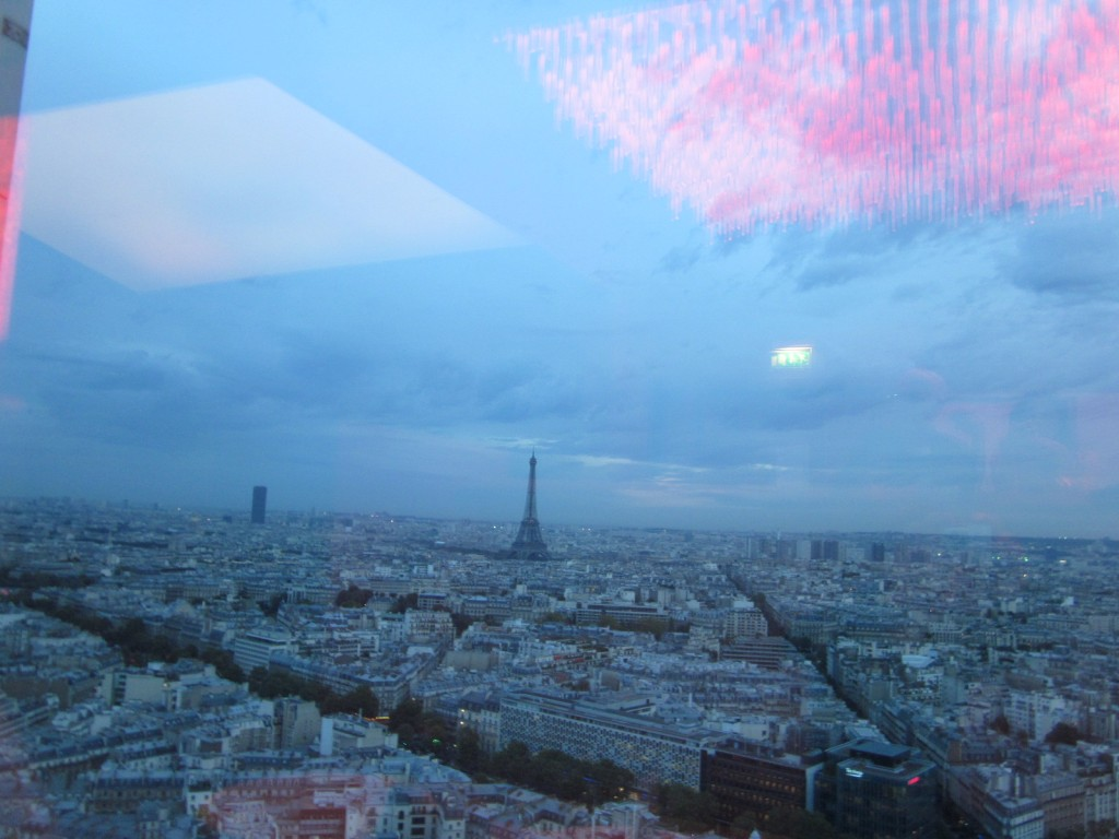 Paris La vue2