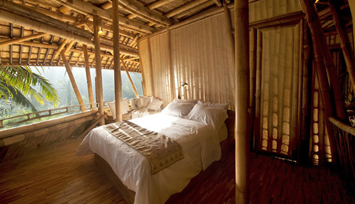 Bali In Luxury Sustainable Style Bamboo Houses Bali