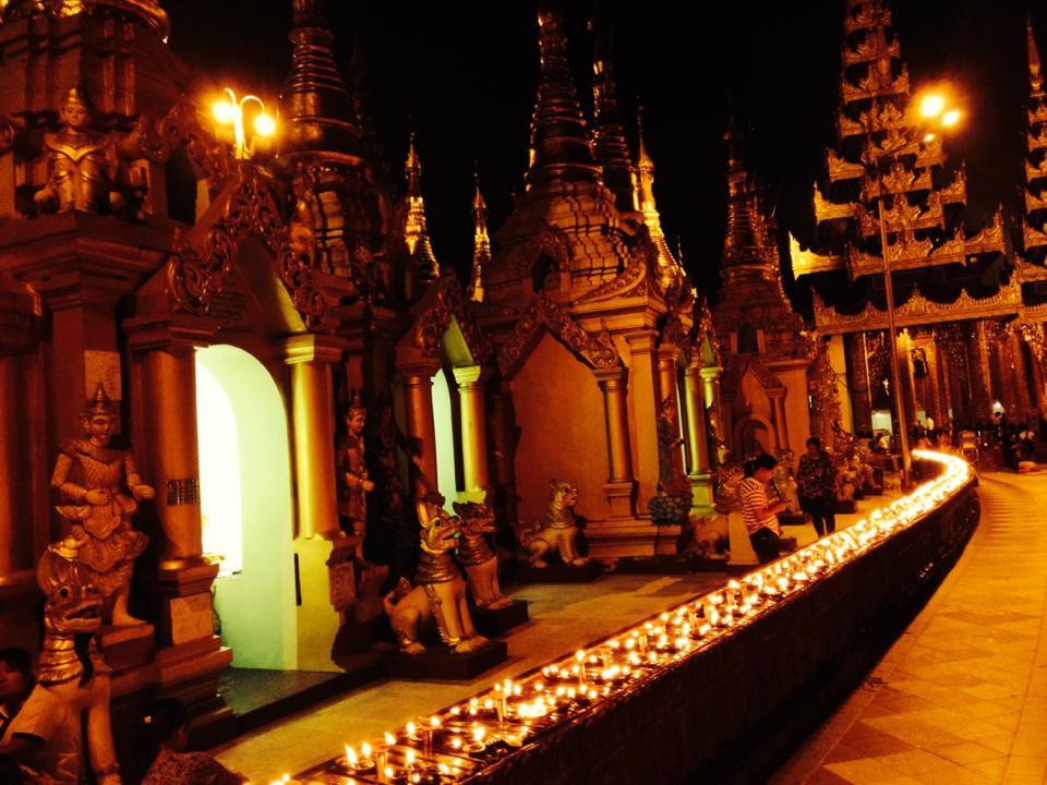 Bangkok Thailand : Spirituell