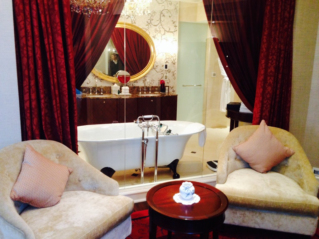 Badezimmer Hanoi