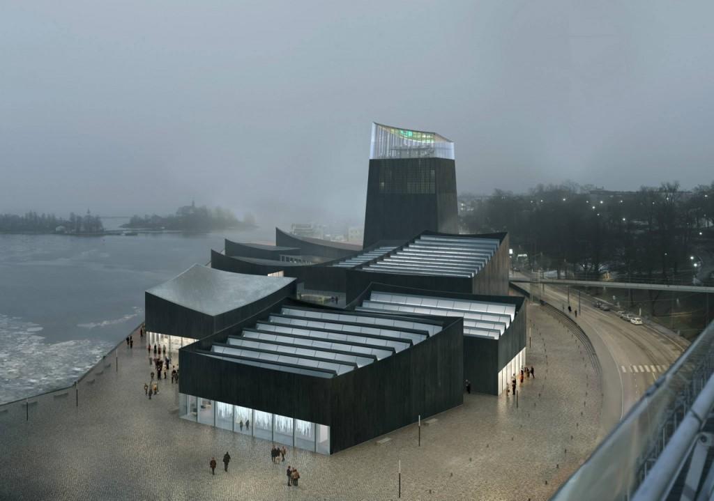 Guggenheim Helsinki Teil 2