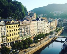 "Destination Karlovy Vary  – My night with James Bond ""007"""