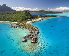 Conrad Hotels & Resorts is set to re-brand Hilton's Bora Bora resort in French Polynesia