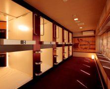 Women only – Nadeshiko Hotel Shibuya / Japan