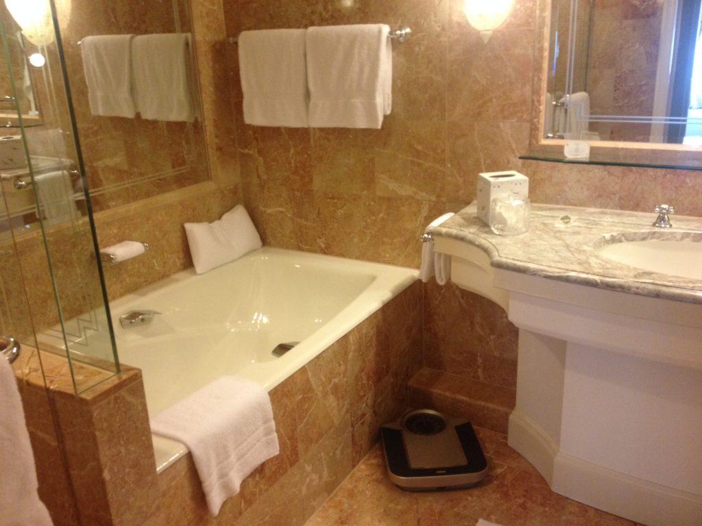 Regent Badezimmer